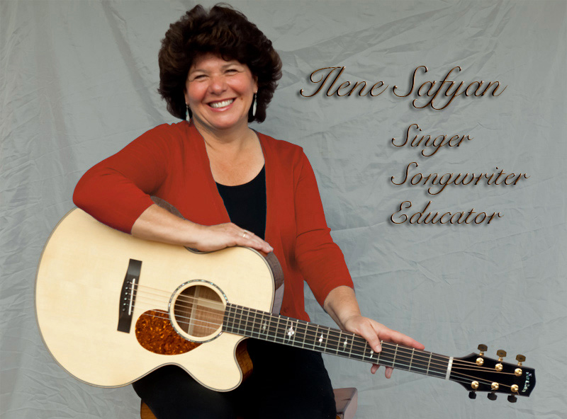 Ilene Safyan, Jewish singer and composer